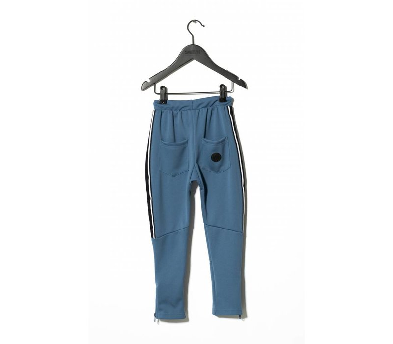 Hector Pants Blue