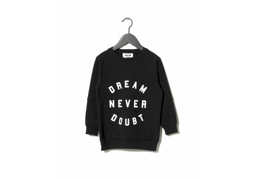 Sometime  Soon Menlo Crewneck Black