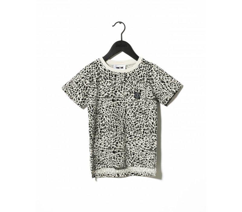 Delano T-shirt White