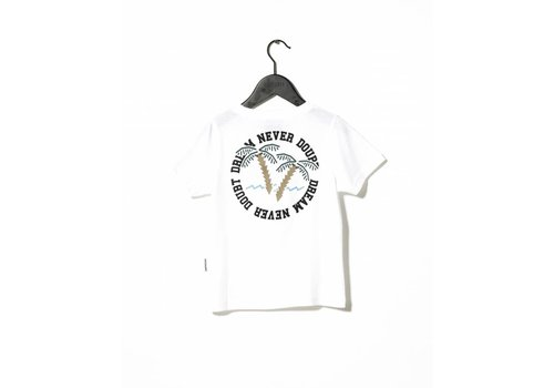 Sometime  Soon Clemente T-shirt White