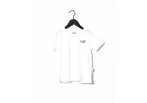 Sometime  Soon Carlos T-shirt White