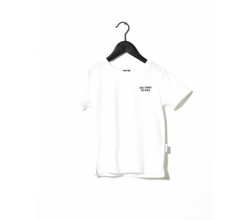 Carlos T-shirt White