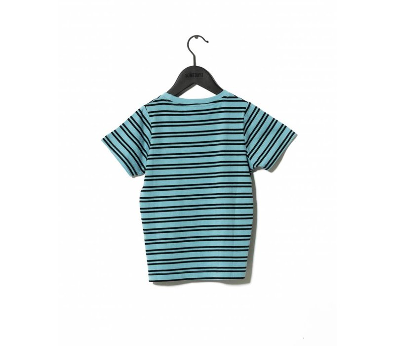 Sofus T-shirt Blue