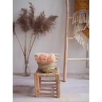 Basket Tonga Blush