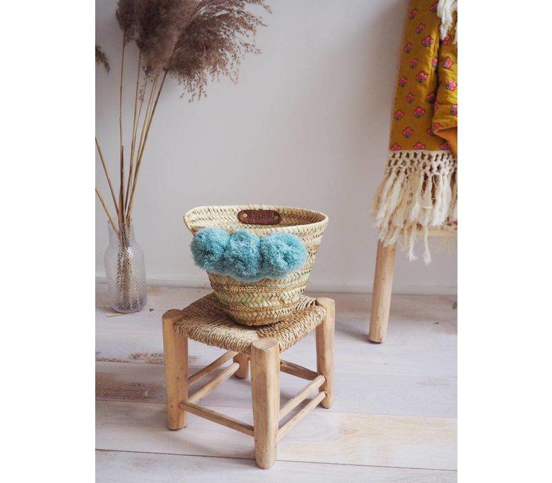 Basket Tonga Almond