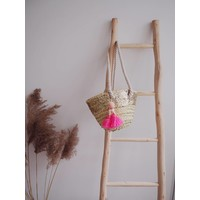Basket Anitea Fluo Pink