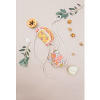 Bag Keanu Safran Flowers