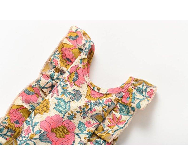 Bathing Suit Bermude Multi Flowers