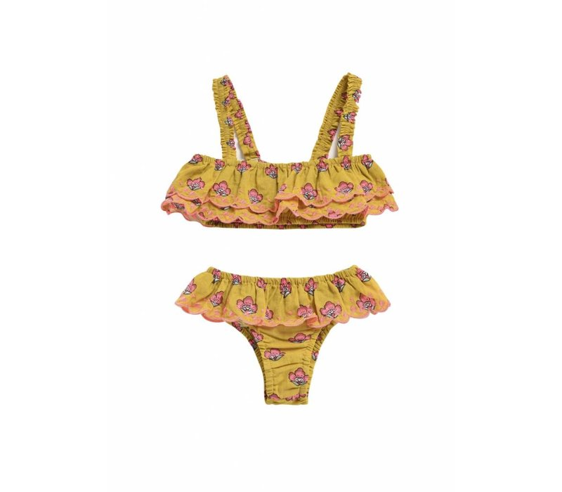 Bikini Carribbean Safran Flowers