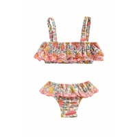 Bikini Carribbean Multi Flowers