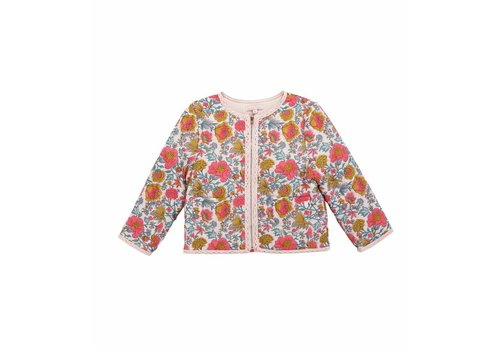 Louise Misha Jacket Paruru Multi Flowers