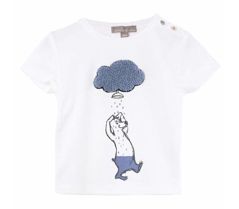 Tee Shirt Ecru Nuage