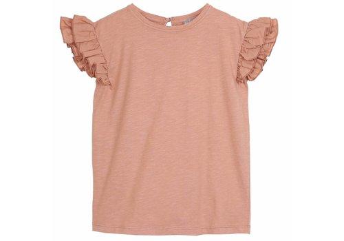 Emile et Ida Tee Shirt Terracotta