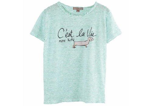 Emile et Ida Tee Shirt Rayure