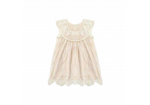 Louise Misha Dress Milly Cream
