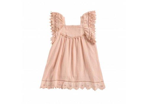 Louise Misha Dress Grenadine Blush