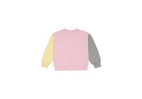 Soft Gallery Drew Sweatshirt Parfait Pink, Space Emb.