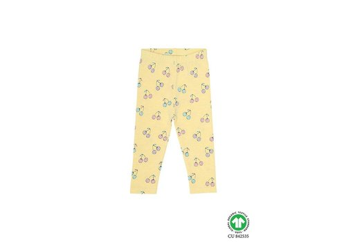 Soft Gallery Baby Paula Leggings French Vanilla, AOP Cherish