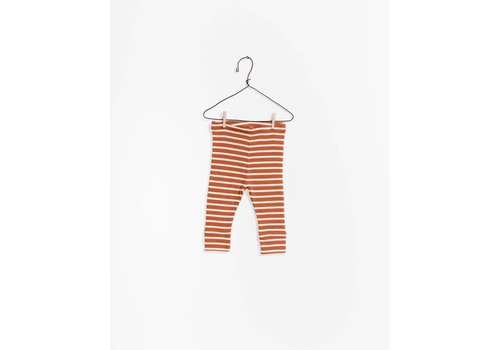 Play up Striped RIB Legging R221O