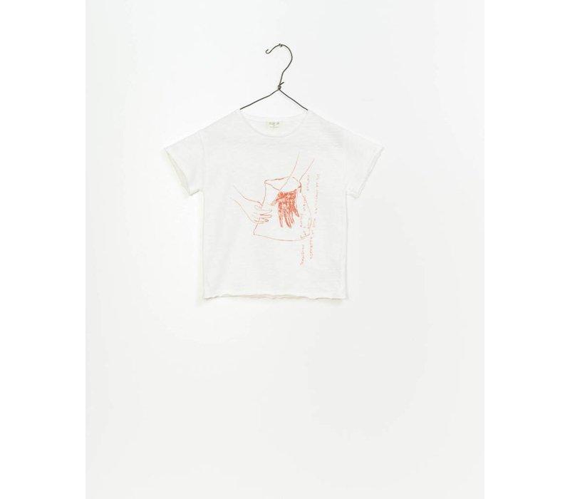 Flamé Jersey T-shirt Koalin