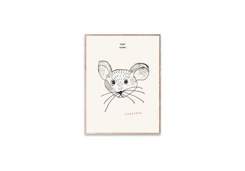 Soft Gallery MADO X SOFT GALLERY SMALL POSTER // Mouse