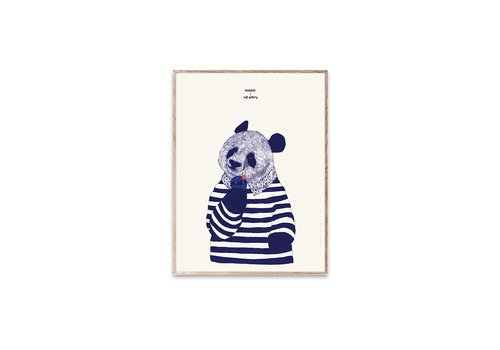 Soft Gallery MADO X SOFT GALLERY SMALL POSTER // Panda