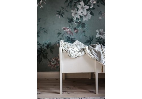 Sandberg Wallpaper Wallpaper Faded Passion // Green/Turquoise/Blue