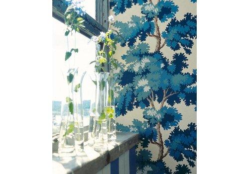 Sandberg Wallpaper Wallpaper Raphaël // Green/Turquoise/Blue