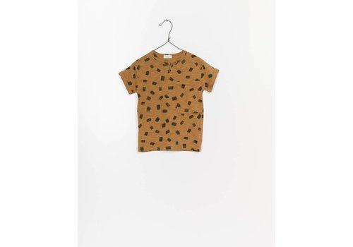 Play up Printed Flamé Jersey T-shirt E252B