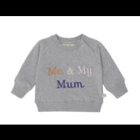 Grey Melange, My Mum