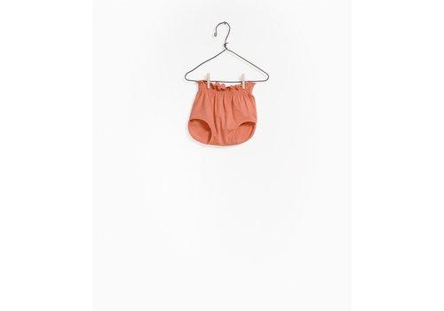 Play up Lycra Jersey Underpants, LIGHT BRICK