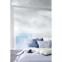 BED COVER FINETTE INDIGO  140 x 200 cm.