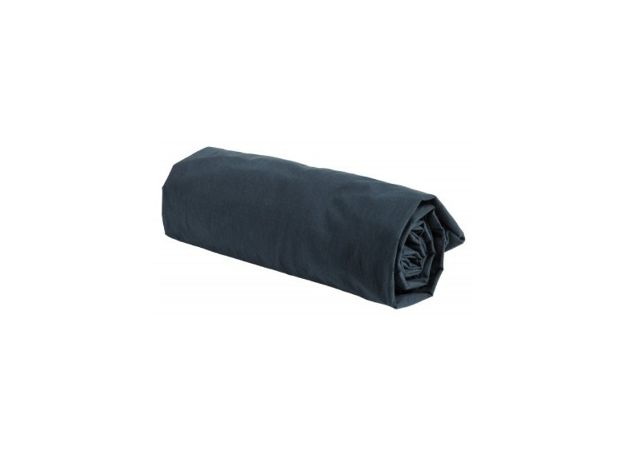 FITTED SHEET ARDOISE 90 x 200 cm.