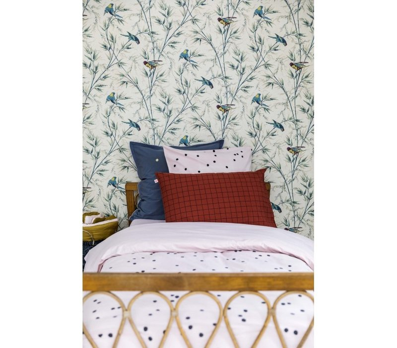 BED COVER ODETTE BISCUIT 140 x 200 cm.