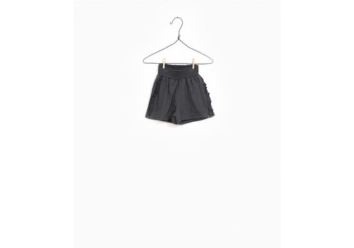 Play up Flamé Jersey Shorts Stone