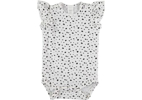 Beans Barcelona VERNAZZA- Printed body // White