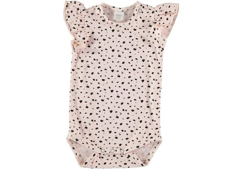 Beans Barcelona VERNAZZA- Printed body // PINK