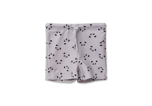 Liewood Otto swim pants Panda dumbo grey