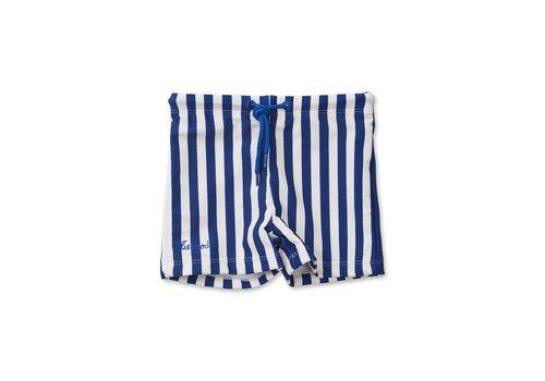 Liewood Otto swim pants  Stripe: Navy/Creme de la creme