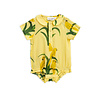 Mini Rodini Parrot woven body Yellow