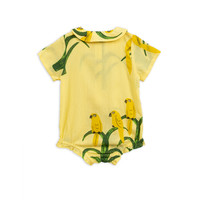 Parrot woven body Yellow