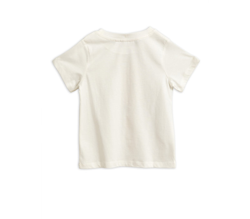 Parrot sp ss tee White