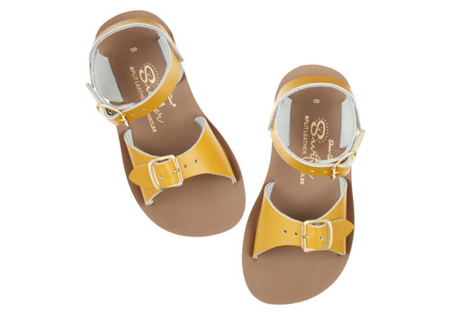 Saltwater Sandals Surfer Mustard