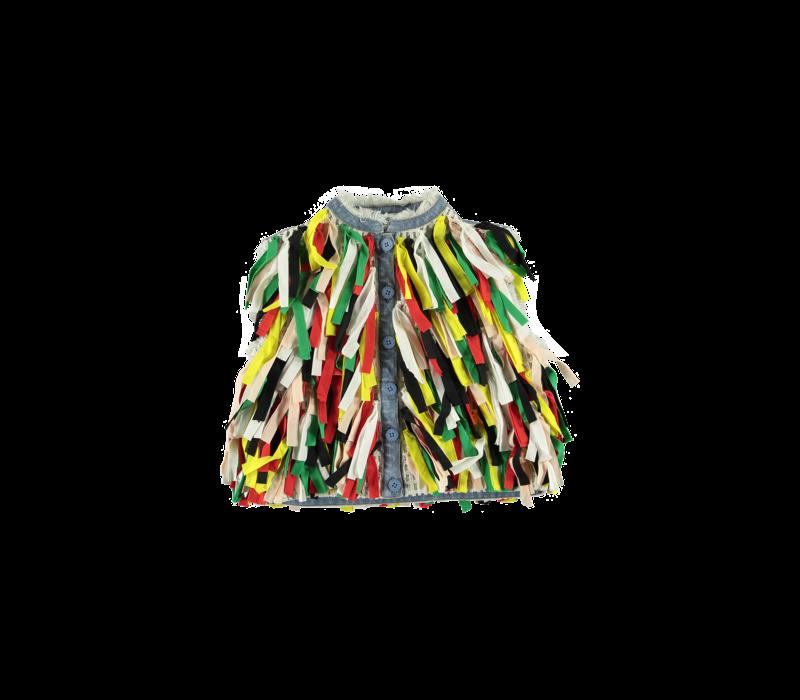 Gilet Multicolor