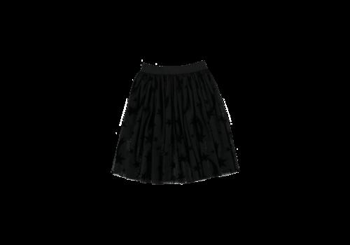 Stella McCartney Kids Skirt Shoot Stars Black