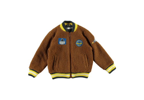 Stella McCartney Kids Jacket Camel
