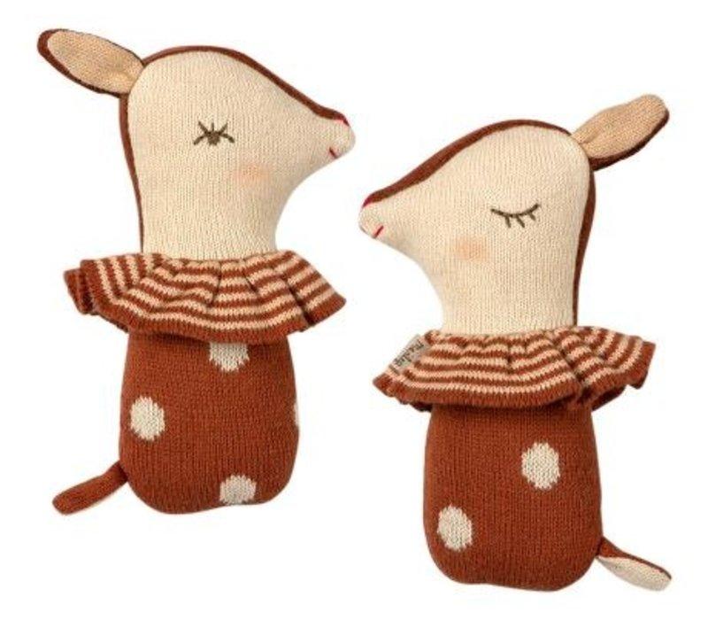 Bambi rattle - Rusty