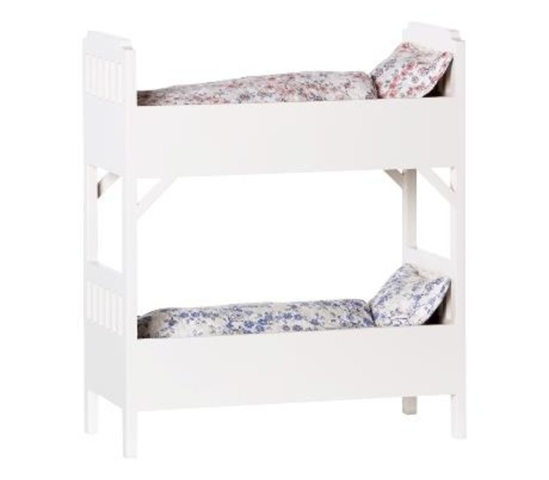 Bunk Bed, Small, Off white