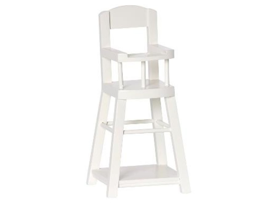 High Chair for Micro, offwhite