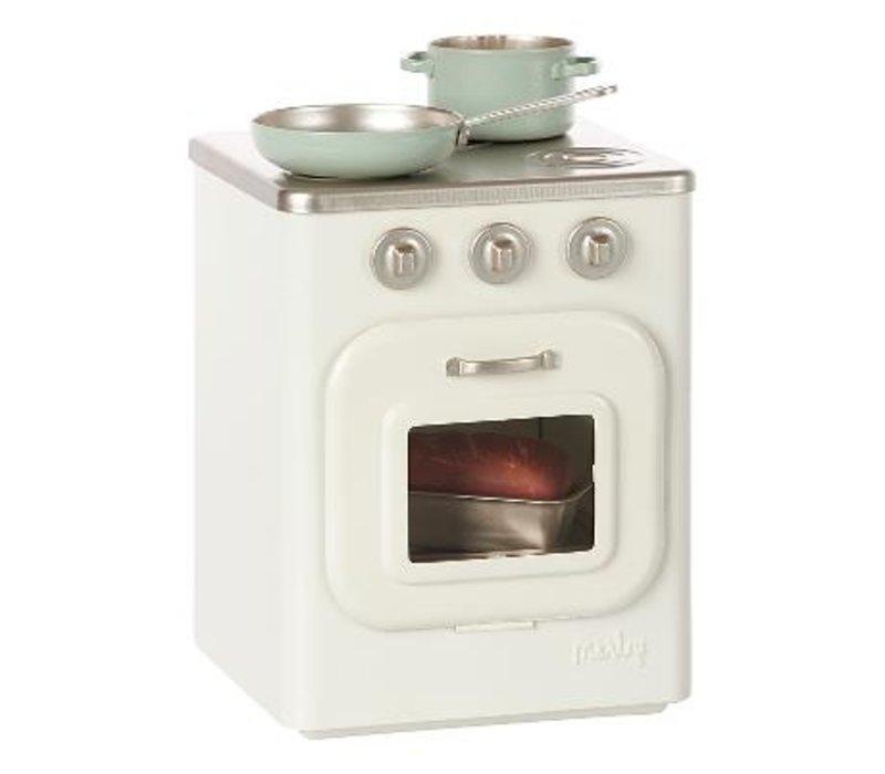 Metal stove